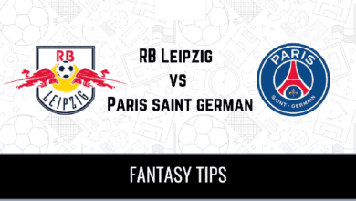 Photo of PSG vs LEP Dream11 Prediction, Player Details, Top Picks, Predicted XI