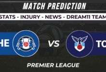 Photo of CHE vs TOT Dream11 Prediction, Player Details, Top Picks, Predicted XI
