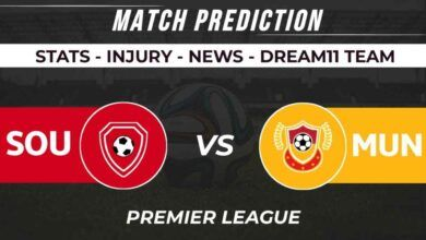 Photo of SOU vs MUN Dream11 Prediction, Player Details, Top Picks, Predicted XI