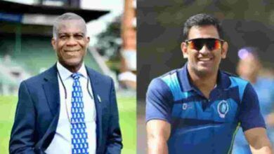 Michael Holding opens up on MS Dhoni's importance after Team India's loss against Australia