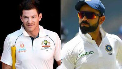 Photo of Tim Paine makes a huge statement on Virat Kohli ahead of the start of the Tests series