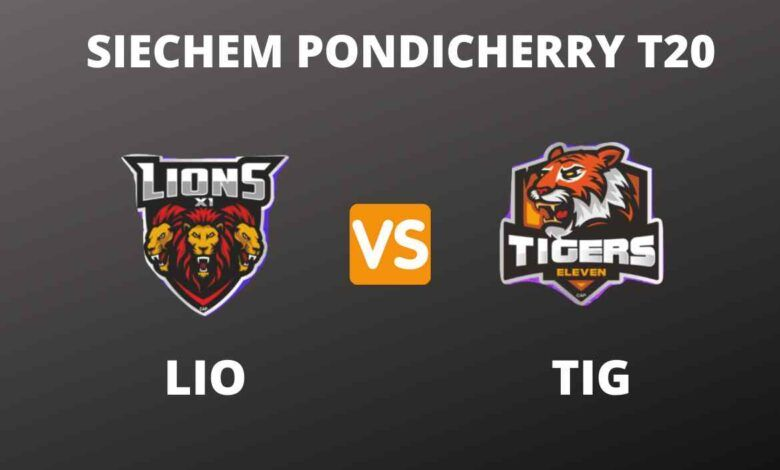 Siechem Pondicherry t20