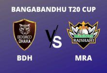 Photo of Bangabandhu T20 Cup Dream11 Fantasy Prediction: BDH vs MRA