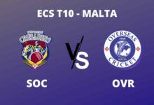 Photo of ECS T10 Malta Dream11 Prediction: SOC vs OVR