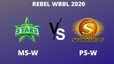 Photo of WBBL 2020 Dream11 Fantasy Prediction: MS-W vs PS-W