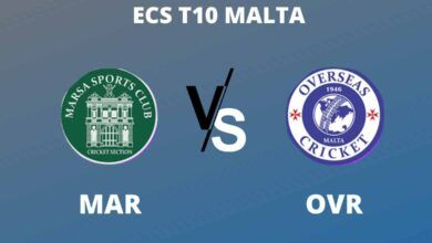 Photo of ECS T10 Malta Dream11 Fantasy Prediction: MAR vs OVR