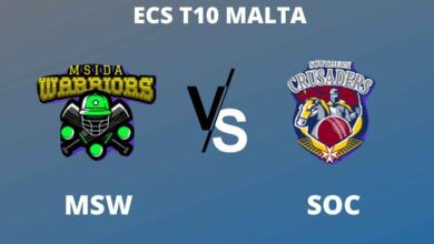 Photo of ECS T10 Malta Dream11 Fantasy Prediction: MSW vs SOC