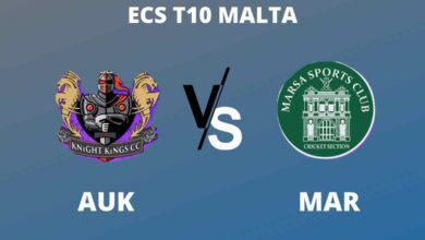 Photo of ECS T10 Malta Dream11 Fantasy Prediction: AUK vs MAR