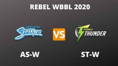 Photo of WBBL 2020 Dream11 Fantasy Prediction: AS-W vs ST-W
