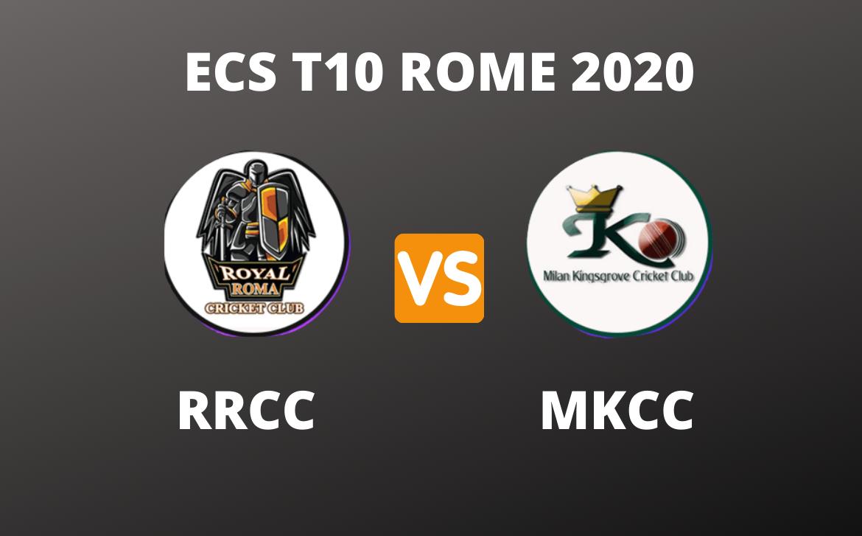 ECS T20 ROME 2020