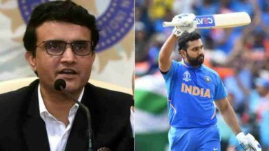 Photo of Sourav Ganguly opens up on Rohit Sharma's fitness