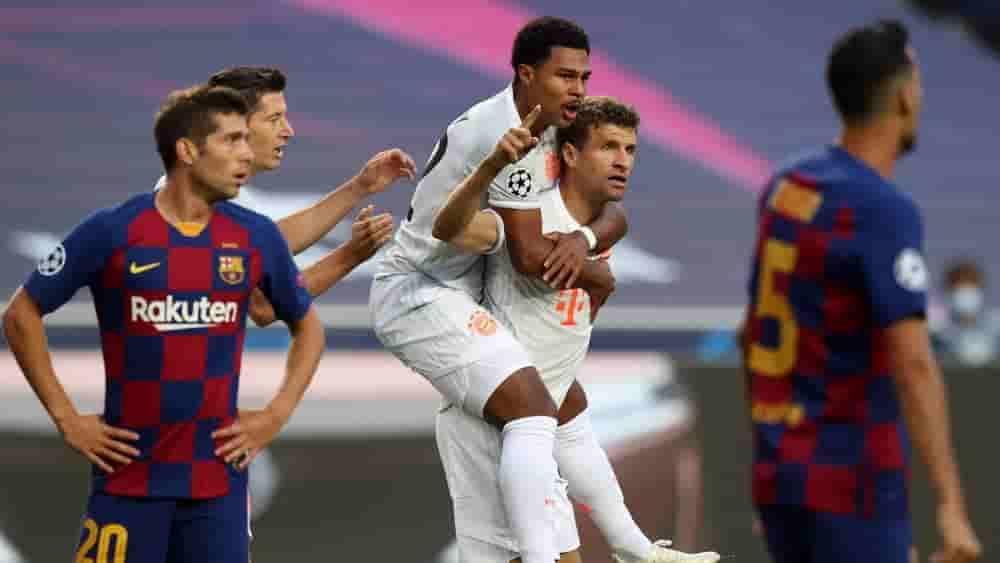 Barcelona 'cool interest' in Bayern Munich's star