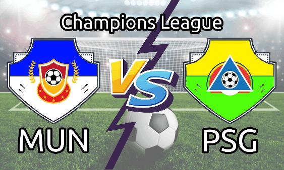 MUN vs PSG