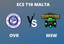Photo of ECS T10 Malta Best Dream11 Fantasy Prediction: OVR vs MSW