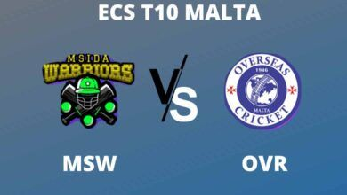 Photo of ECS T10 Malta Best Dream11 Fantasy Prediction: MSW vs OVR