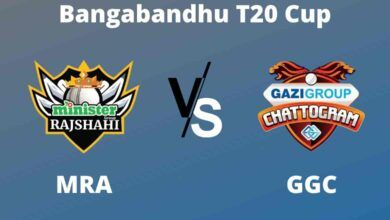 Photo of Bangabandhu T20 Cup Best Dream11 Fantasy Prediction: MRA vs GGC