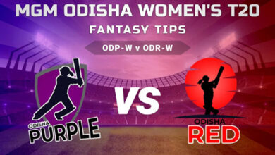 Photo of ODP-W vs ODR-W Dream11 Prediction, Top Picks, Predicted XI