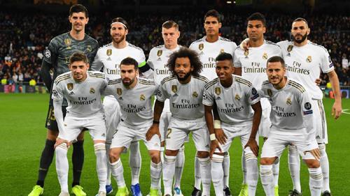 Real Madrid International Sports