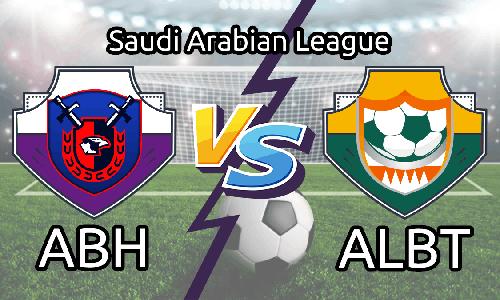 ABH vs ALBT
