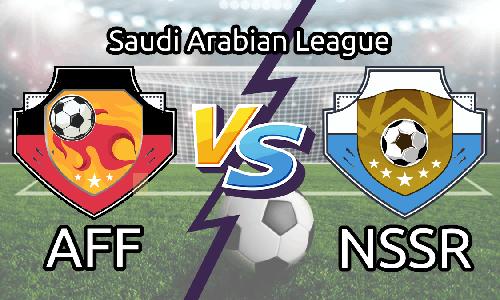 AFF vs NSSR