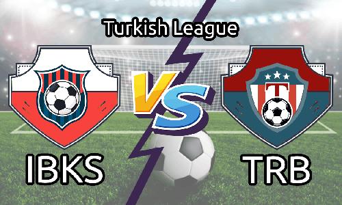 IBKS vs TRB