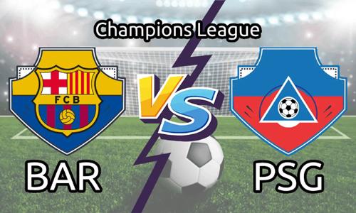 BAR vs PSG