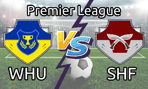 WHU vs SHF