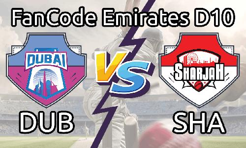 DUB vs SHA