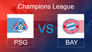 PSG vs BAY Dream11