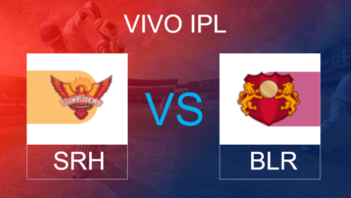 SRH vs BLR Dream11